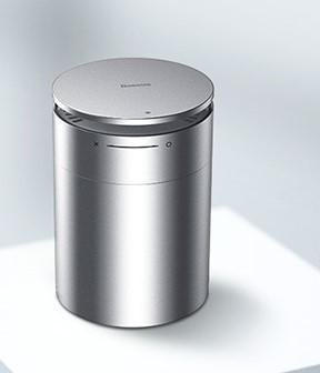 BASEUS 倍思 车载香水 (青空黑/耀白银两个颜色、古龙/海洋两种味道)