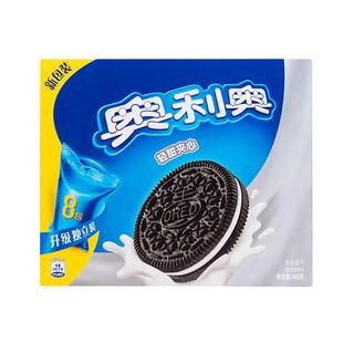 OREO 奥利奥 夹心饼干 零食 轻甜味466g(家庭装)