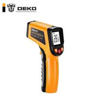DEKO 高精度便携式数字测温枪测温仪