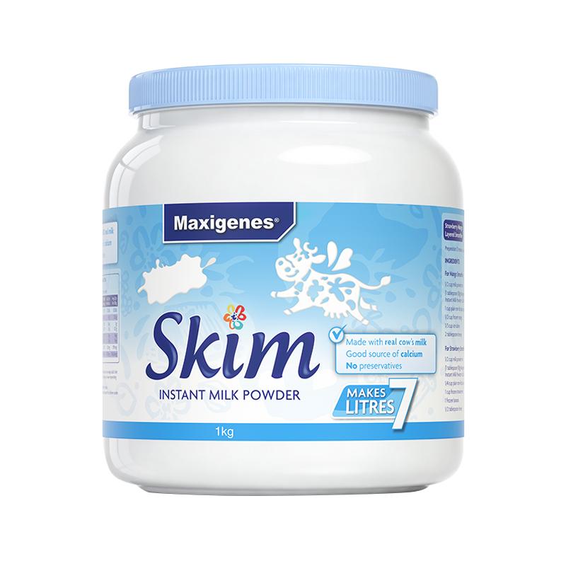 Maxigenes 美可卓 脱脂牛奶粉 1kg