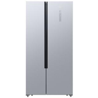 SIEMENS 西门子 BCD-500W(KX50NA41TI) 500升 变频风冷 对开门冰箱
