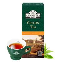 AHMAD 亚曼 锡兰红茶 2g*25袋 *3件