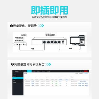JPlus 静佳 零遁智能网关 企业远程异地组网路由器 商业4G版