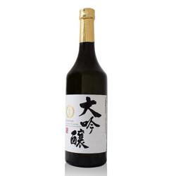 Gekkeikan 月桂冠 大吟酿 清酒 720ml *3件