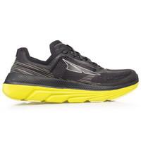 ALTRA 轻量缓冲运动鞋DUO1.5男款减震慢跑鞋针织透气路跑鞋 (黑黄、42)