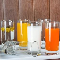 Ocean 鸥欣 直身玻璃杯 圣马力诺海波 290ml 6只装