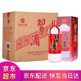 茅台集团 习酒 53度500ml*6瓶 整箱装白酒 口感酱香型
