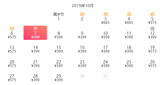 上海迪士尼乐园 成人票