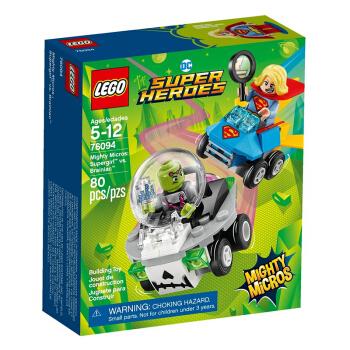 LEGO 乐高 76094 儿童益智拼装积木玩具  女超人对战布莱尼亚克
