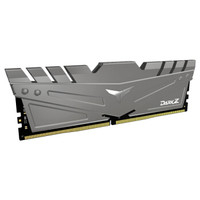 Team 十铨 冥神Z DDR4 3000频 台式机内存条 16GB