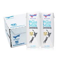 Theland 纽仕兰 4.0g蛋白质 低脂牛奶 家庭装 250ml*24盒
