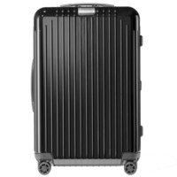 RIMOWA 旅行箱拉杆箱 ESSENTIAL LITE系列 823.73.62.4 亮黑色 30寸