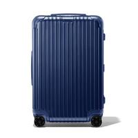 RIMOWA 日默瓦 Essential Check-In M 26寸/60L 拉桿箱/旅行箱/行李箱/托運箱 多色可選 26寸(60L) 832.63.61.4(啞光藍)