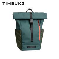 TIMBUK2美国天霸 双肩包TUCK卷口背包运动休闲包商务大容量包15.6英寸电脑包男女 藏蓝色