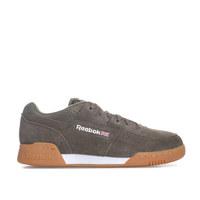 银联专享 : Reebok 锐步 Workout Plus 男士复古休闲鞋