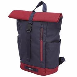 TIMBUK2美国天霸双肩包卷口运动包旅行包13英寸电脑包男女TUCK MINI小背包 MiniTuck学院红