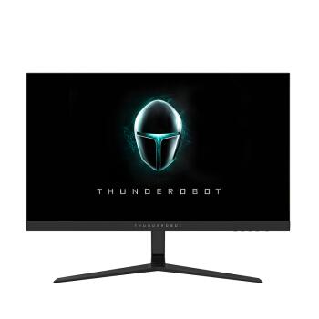 雷神 23.8英寸 IPS面板 广视角 低蓝光爱眼 可壁挂 HDMI高清接口 电脑办公显示屏/游戏液晶显示器