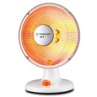 扬子 小太阳取暖器 600W 白色单人款