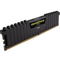 CORSAIR 美商海盗船 VENGEANCE LPX 复仇者 16GB(8GB*2) DDR4 3000 台式机内存条