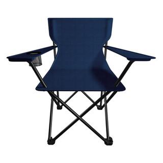 威野营折叠椅扶手椅钓鱼椅便携式休闲椅户外写生椅