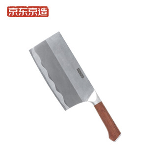 J.ZAO 京东京造 JZDGG-011 花梨木手柄切菜刀
