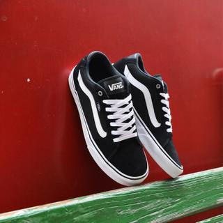 VANS 范斯 运动休闲鞋VN000SJVC4R (42、黑色)