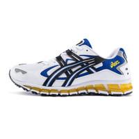 ASICSTIGER GEL-KAYANO 5 360 1021A159 经典复古休闲鞋 (白色/蓝色/黑色、43.5)