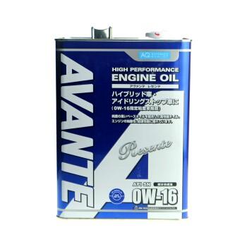 AUTOBACS QUALITY 合成铁罐机油 0W-16 SN级 4L 日本原装进口