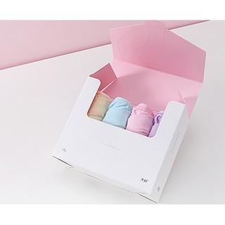 运费券收割机 : Springbuds 子初 孕妇内裤 4条装  *2件
