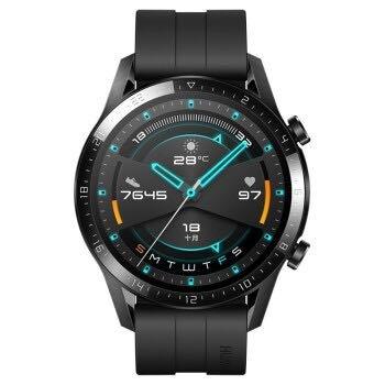 华为手表WATCH GT2(送钢表带+皮表带+大礼包)
