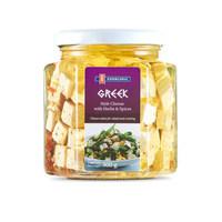 艾堡EMBORG 希腊式油浸干酪 草本香料味 300g *4件