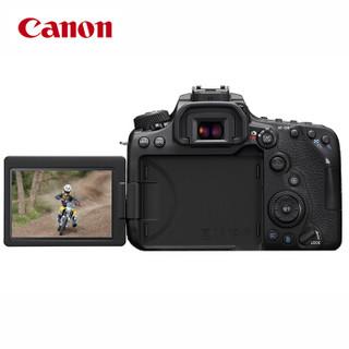 佳能(Canon)EOS 90D 单反相机 单反机身(3250万有效像素 双核CMOS 双核CMOS 45点十字对焦 WIFI/NFC)