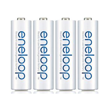 松下(Panasonic)爱乐普5号镍氢充电池4节+充电器套装