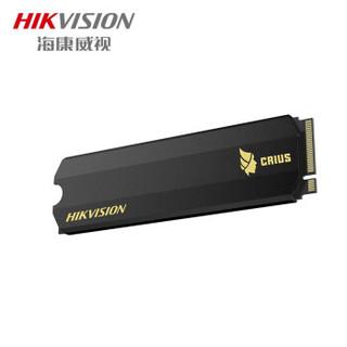 海康威视SSD固态硬盘C2000系列独立缓存高速传输SSD卡NVME协议M.2接口 C2000 PRO 2T