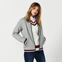 POLO SPORT 83VR21024 女士纯色休闲短外套