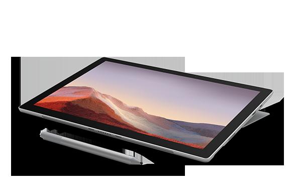 Microsoft 微软 Surface Pro 7 12.3英寸二合一平板电脑(i3-1005G1、4GB、128GB)