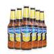 6瓶装零度无醇精酿啤酒荷兰进口宝华利无醇柠檬味果味啤酒 19.9元(需用券)