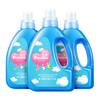 五羊(FIVERAMS)婴儿洗衣液 新生儿宝宝抑菌洗衣液  儿童洗衣液 婴儿酵素洗衣液7.2斤(1.2kg×3 瓶)