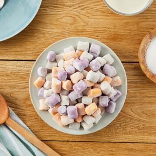 浦之灵 缤纷芋圆 400g 荔浦芋头 紫薯地瓜 甜品 冷冻方便蔬菜