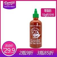 sriracha 进口是拉差低卡减脂必备香甜辣椒酱540g