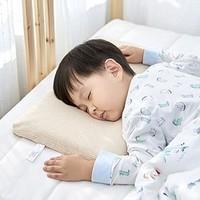苏宁极物 泰国天然乳胶婴儿趴趴枕