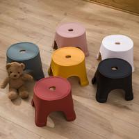 XUANYANG 轩阳创意家居 塑料凳子 215*190mm 6色可选