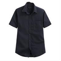 lativ 诚衣 40488 男士短袖衬衫
