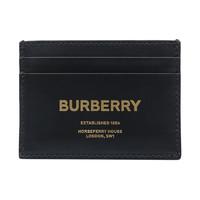 BURBERRY 博柏利 男士Horseferry印花皮革卡夹卡包