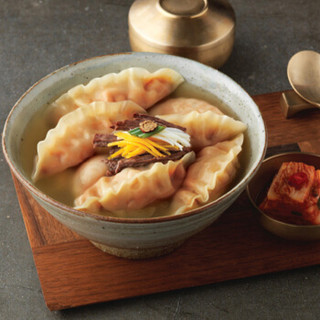 必品阁(bibigo)菌菇三鲜王饺子 350g*2 水饺 蒸饺 煎饺 锅贴 早餐食材