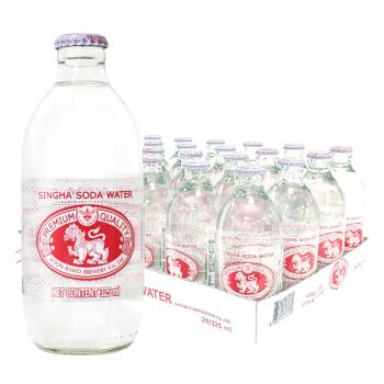 SINGHA 含气苏打水 (325ml)