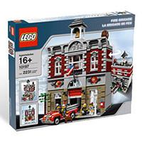 LEGO 乐高 10197 消防总局