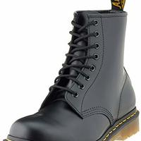 Dr.Martens 马汀博士 1460 光面 中性款成人军靴 (黑色)