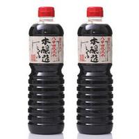 和田宽 酱油 (1000g、瓶装)