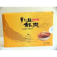 伍滋味 003293481470 云南特产鲊馍肉萝卜丝鲊肉500g 甜辣味下饭菜